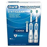 Oral-B ProAdvantage Deep Clean Battery Toothbrush ES