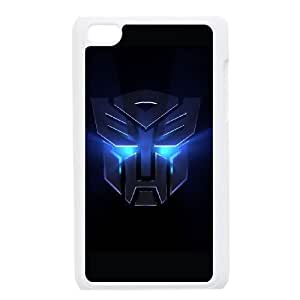 iPod Touch 4 Phone Case White Autobots transformers UKT8592246