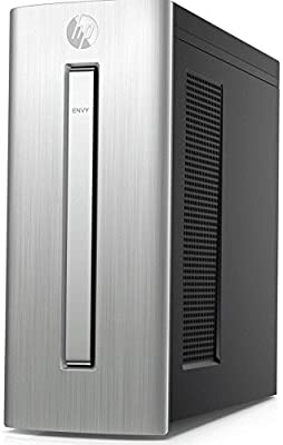 HP ENVY High Performance Flagship Desktop Computer, AMD Quad-Core A10-8750 3.0GHz CPU, 12GB RAM, 2TB HDD, USB 3.0, HDMI,VGA, DVDRW, 802.11ac WIFI, Gigabit Rj-45, Windows 10 (Certified Refurbished)