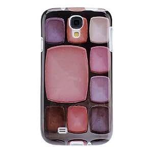 Power Box Pattern TPU Soft Case for Samsung Galaxy S4 I9500