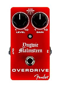 Fender Yngwie Malmsteen Overdrive Pedal