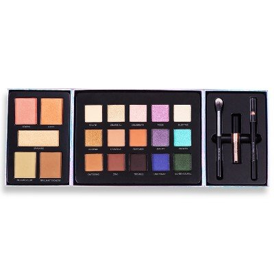 Profusion Cosmetics Cosmetic Set Beauty Collection - 8.6oz Multi-Colored