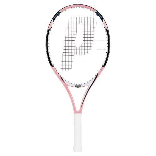 Prince Pink 25 Strung Tennis Racquet (0 (4))