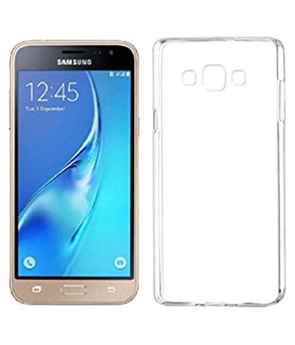 superior quality 9f87e 28f3c Samsung J7(2016) Transparent Back Cover