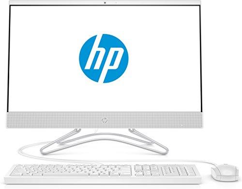 HP 24-f0025ng 60.5 cm (23.8″) 1920 x 1080 pixels A9-9425 8 GB DDR4-SDRAM 256 GB SSD White All-in-One PC 24-f0025ng, 60.5 cm (23.8″), Full HD, 8 GB, 256 GB, Windows 10 Home, White