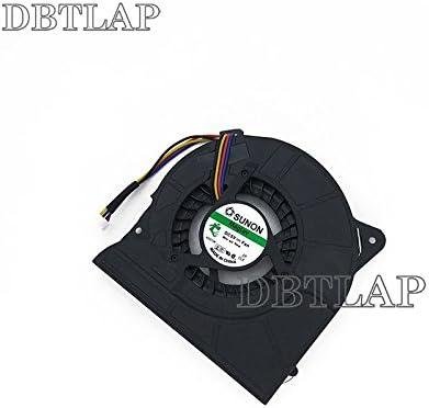 DBTLAP Laptop CPU Fan Compatible for ASUS X71 X71S X71SL N90 N70 M70 F90SV F70SL G71 G71GX G71G G72 G72GX G72G G72X G72GX-A1 X72 X72V UDQFLZH22DAS KDB0705HB 7H95 Fan