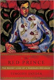 The Red Prince 1st (first) edition Text Only ebook