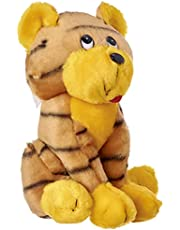 Big Tiger Shaped Stuffed Toy for Kids