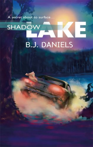 book cover of Shadow Lake