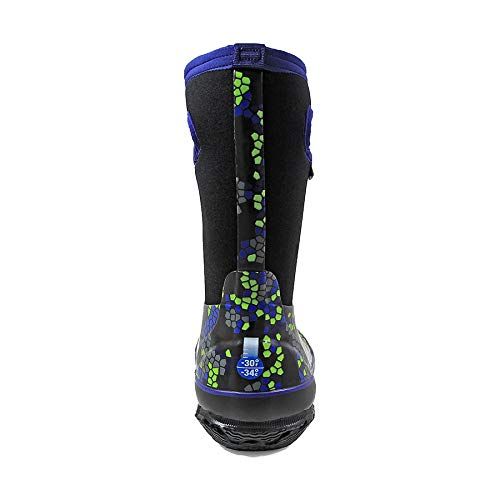 Bogs Kids Classic Axel Insulated Rain Boots /& Drying Towel Bundle