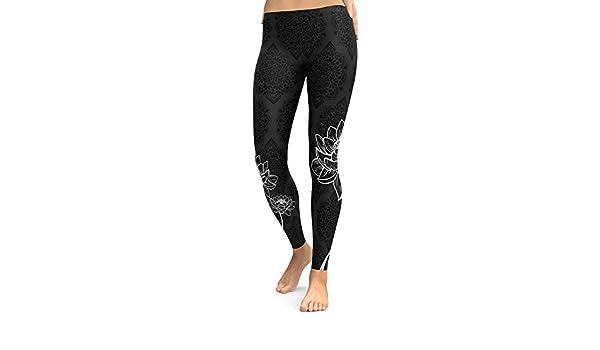 Weant Pantalones Yoga Mujeres Mallas Deportivas Mujer ImpresióN De áRbol Leggings Mujer Deporte Pantalones Fitness Mujer Gym Yoga Pantalon EláSticos ...