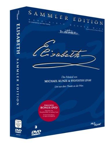Elisabeth - Das Musical Sammler Edition - Live aus dem Theater an der Wien by MG-Sound