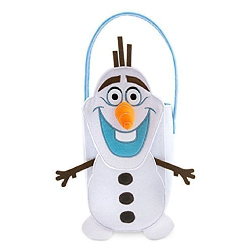 Disney - 2015 Olaf Trick-or-Treat Bag - New with Tags (Frozen Halloween Treats)