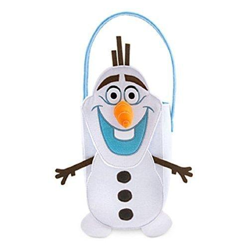 Disney - 2015 Olaf Trick-or-Treat Bag - New with (Disney Trick Or Treat)