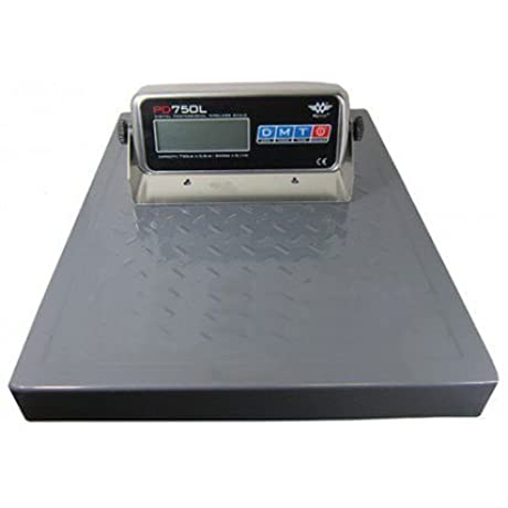 ConvaQuip PD 750L My Weigh Bariatric Bathroom Scale With Wireless Display