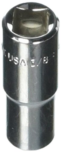 Blackhawk By Proto 30412 12-Point Deep Socket with 3/8-Inch Drive, 3/8-Inch