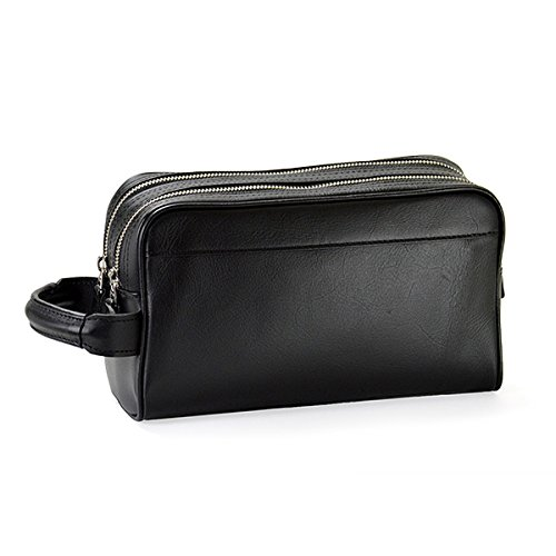 フィリップ ラングレー メンズ セカンドバッグ 25386 ブラック 国内正規 B073S2GKGR