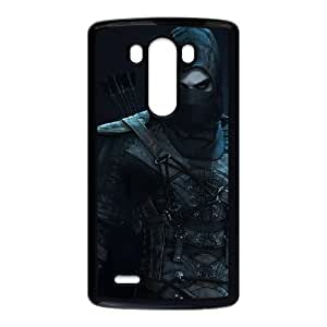 HD Beautiful image for LG G3 Cell Phone Case Black garrett the master thief HOR3844051
