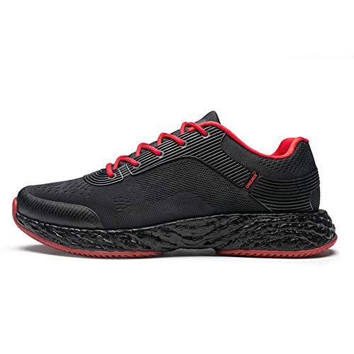 【お気に入り】 [MonShop] スポーツシューズ男性エネルギーランニングシューズ男性ハイテクスニーカーエネルギードロップマラソンランニングスーパーライトリバウンドアウトソールスニーカー B07PKTXVPH Black Black [MonShop] red 6.5 B07PKTXVPH 6.5|Black red, メモリアル仏壇:5ba48c42 --- svecha37.ru
