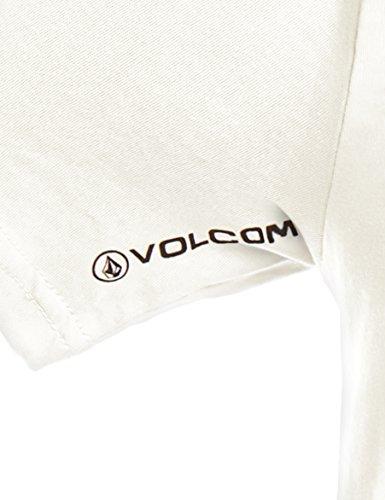 shirt Homme Volcom T Blanc T Crisp qSqH0wRg