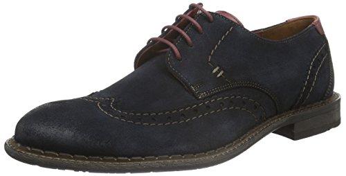 Homme Ocean LLOYD Bleu 2 Chaussures Giles Bordo Derby rqfXftwg