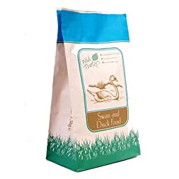 Wildthings Swan & Duck Food Nuggets Wild Things 1.5Kg