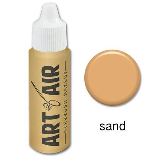 Art of Air Airbrush Makeup – Foundation 1/2oz Bottle Choose Color (Sand)