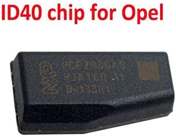 VAUXHALL CORSA COMBO COMPATIBLE KEY complete with ID40 Transponder Chip