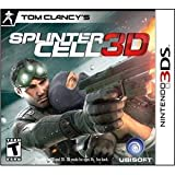 NEW Tom Clancy's Splinter Cell 3DS (Videogame Software)
