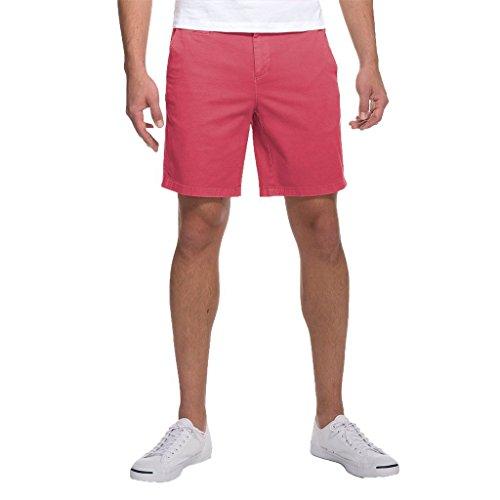 Johnnie O Neal Stretch Twill Shorts – Malibuレッド36