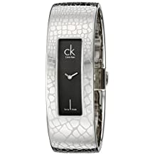 Calvin Klein Women's K2022107 Instinctive Analog Display Swiss Quartz Silver Watch