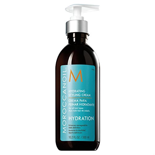 MoroccanOil Hydrating Styling Cream, 10.2-Ounce Bottle (Pack of 2) Moroccan-