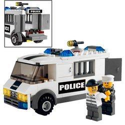 (LEGO City: Prisoner Transport)