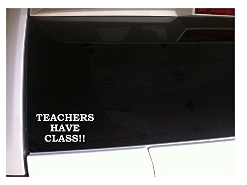 - Teachers Have Class 6