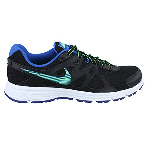 Nike Women's WMNS Revolution 2 Running Shoes Black/Green Strike-white from china free shipping low price ObxxmYy