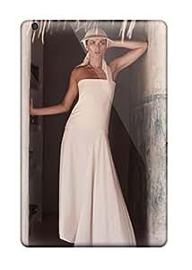 Fashion Tpu Case For Ipad Mini/mini 2- Andreea Diaconu Defender Case Cover
