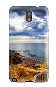 Keyi chrissy Rice's Shop Best Tpu Case Cover Compatible For Galaxy Note 3/ Hot Case/ Coastline 8504422K93599236