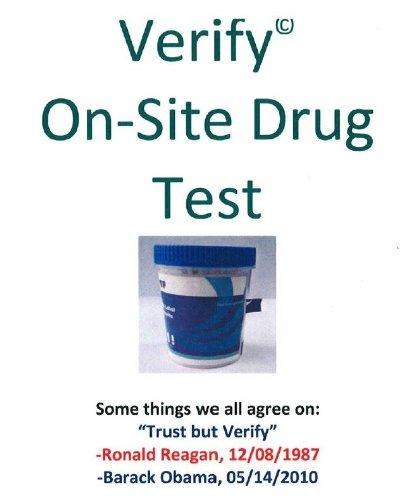 VERIFY Professional 14-drug Test Kit