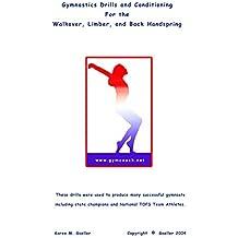 Gymnastics Drills ... Walkover, Limber, Back Handspring