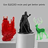 ELEGOO Mars UV Photocuring LCD 3D Printer with