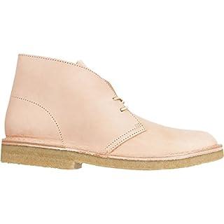 CLARKS Mens Desert Boot Chukka Boot, Natural Tan, 12 D(M) US (B01I49B7HI) | Amazon price tracker / tracking, Amazon price history charts, Amazon price watches, Amazon price drop alerts