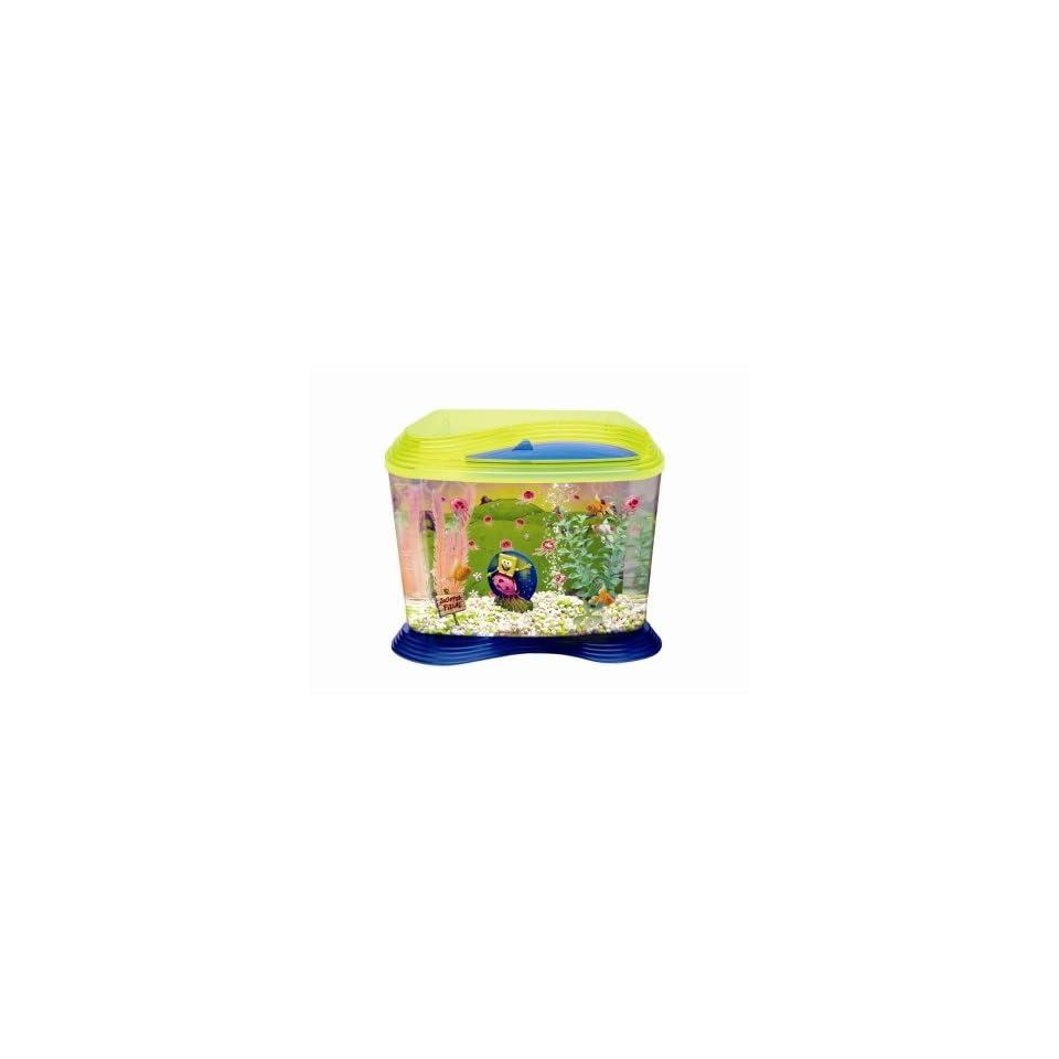 SpongeBob SquarePants® Aquarium Kit, 3 Gallon Tank