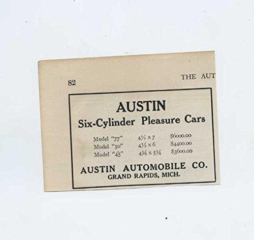 Review 1913 Lozier Motor Car