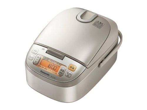 パナソニック IHジャー炊飯器 5.5合 シャンパンベージュ SR-HC103-N   B00ES4Z5JK