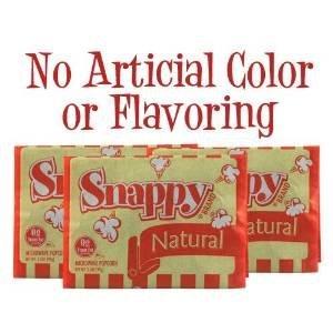 48 Pack Natural Microwave Bulk Popcorn