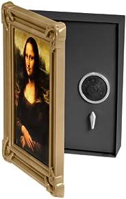 Barska CB11800 Picture Frame Safe with Combination Lock (Beige)