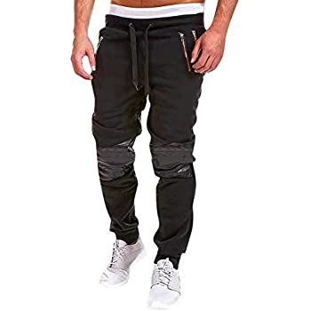 Amazon.com: Teresamoon Fashion Mens Sport Jogging Fitness ...