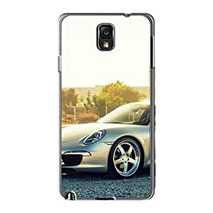 New Arrival Porsche 991 Carrera MjF11049IziL Cases Covers/ Note3 Galaxy Cases