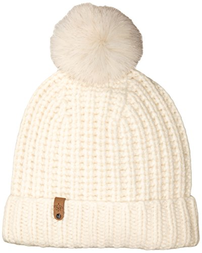 Mackage Women's Dori Beanie, Off White, One Size by Mackage
