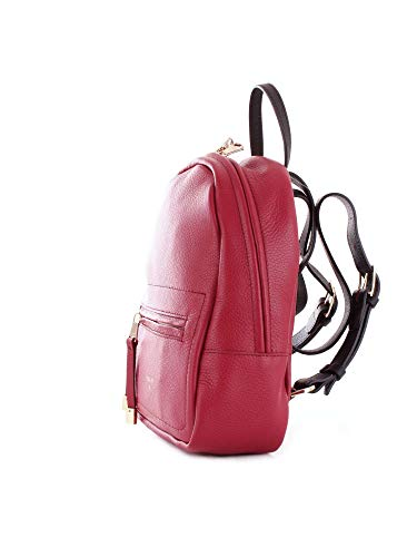PATRIZIA Black Women Backpack A3FH Red 2V8454 PEPE FUWqraF6B